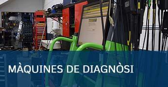 Canvis Maquines de DiagnosI - Taller Marino Masquefa