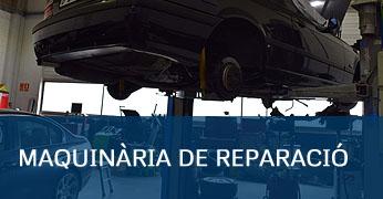 Maquinària de Reparació