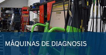 Máquinas de Diagnosis Taller Marino