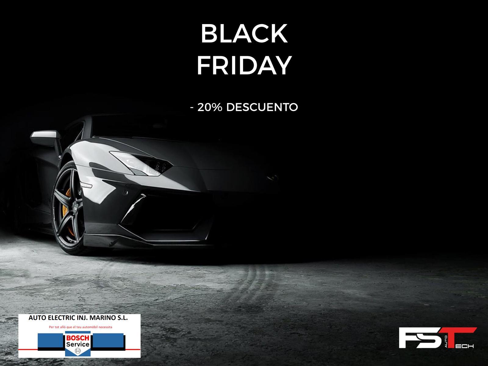 Descuento Black Friday
